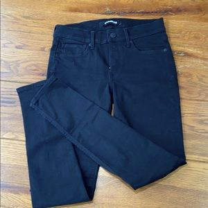Express brand black jeans, excellent condition
